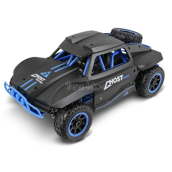 Buddy Toys Rally versenyautó kék-fekete