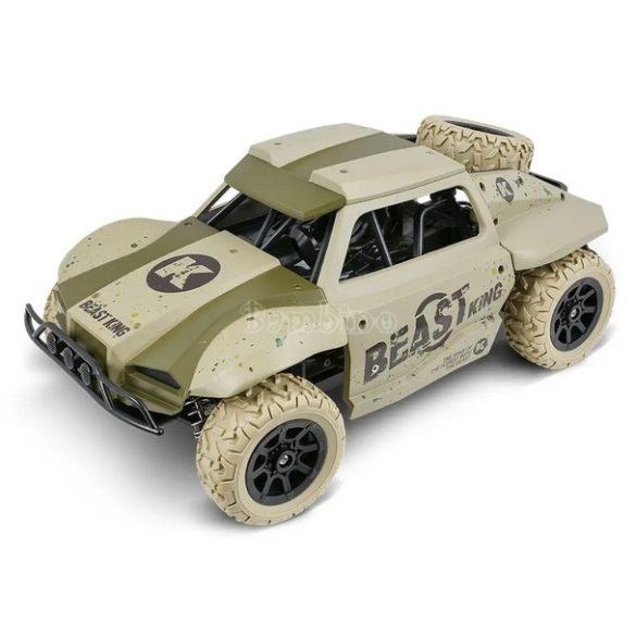 Buddy Toys Rally versenyautó zöld