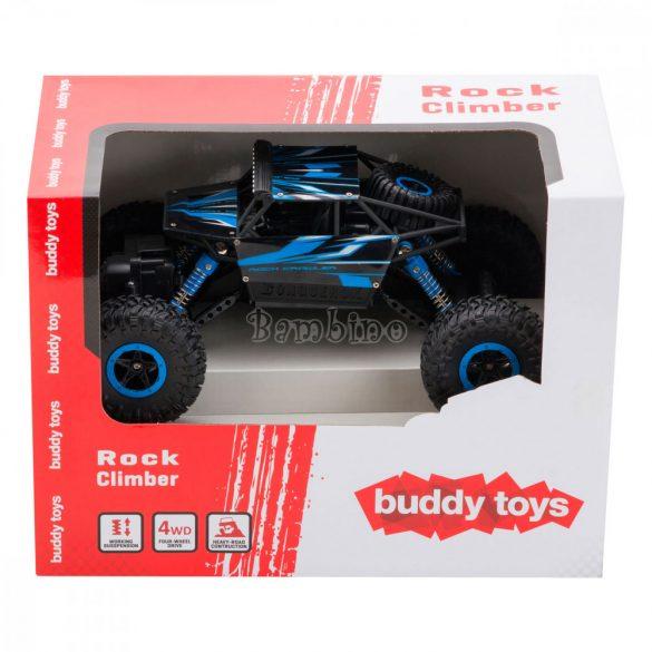 Buddy Toys sziklamászó távirányítós autó - kék