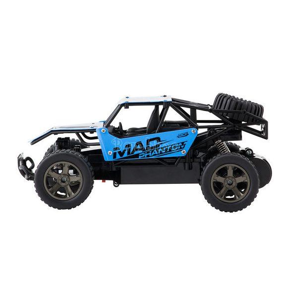 Buddy Toys Bulan távirányítós autó-fekete, kék