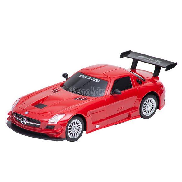 Buddy Toys Mercedes SLS távirányítós autó piros