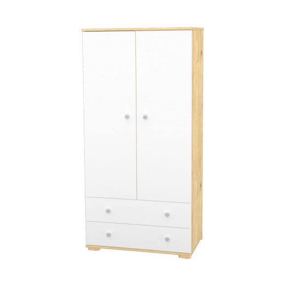 Timba Fanni 2 ajtós 2 fiókos álló szekrény