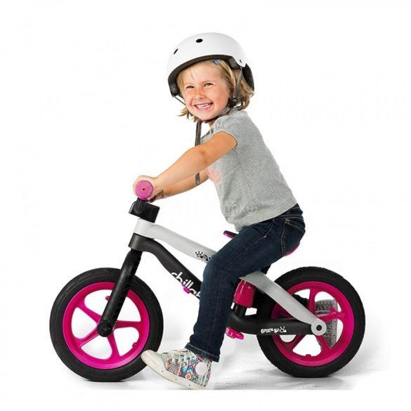 BMXIE futókerékpár ajándék tartozékokkal - lime