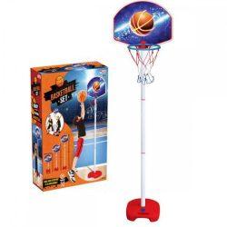 Kosárlabdapalánk+labda 155 cm