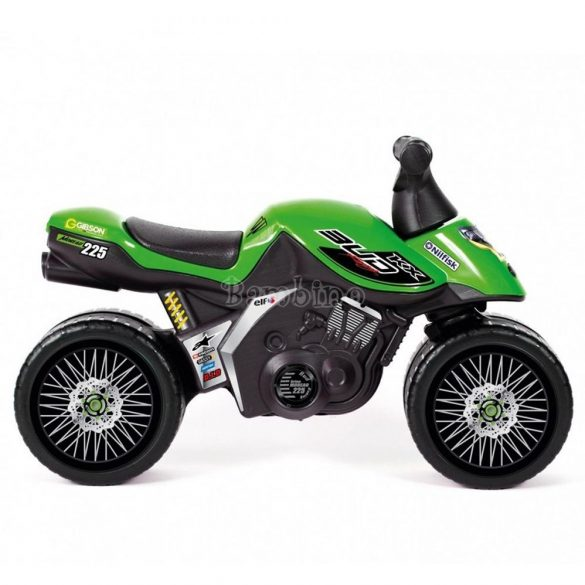 Kawasaki kétkerekű lábbal hajtós kismotor