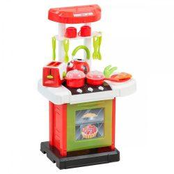 Smart Cook'n'Go játékkonyha - 21 kiegészítővel