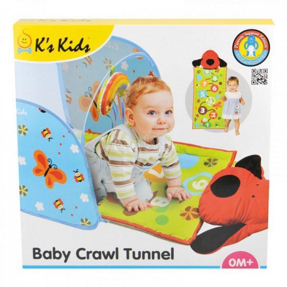 Ks Kids bébi mászó alagút