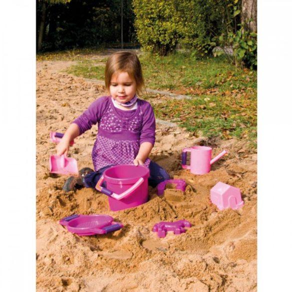 Lovacskás homokozó készlet, 7 darabos