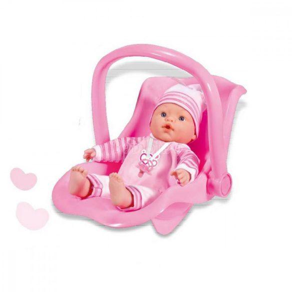 Loko baba autósüléssel