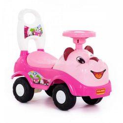 Milla rózsaszín pandás bébitaxi