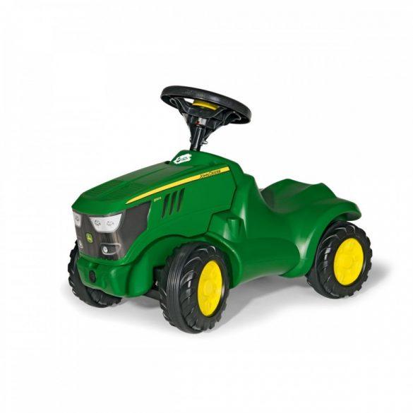 Minitrac John Deere gyerektraktor bébitaxi
