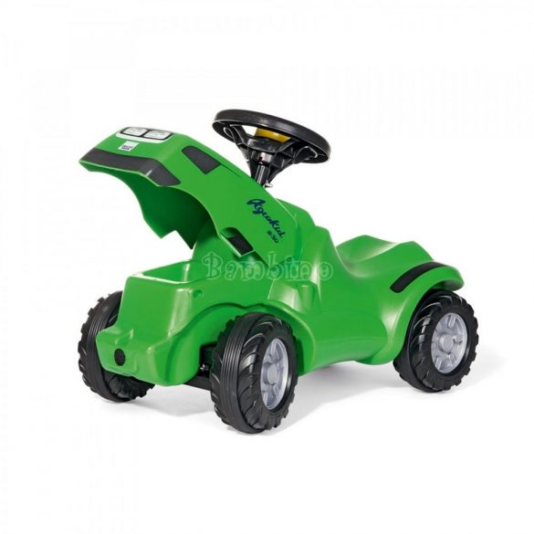 Minitrac Deutz-Fahr Agrokid traktor bébitaxi - dudával