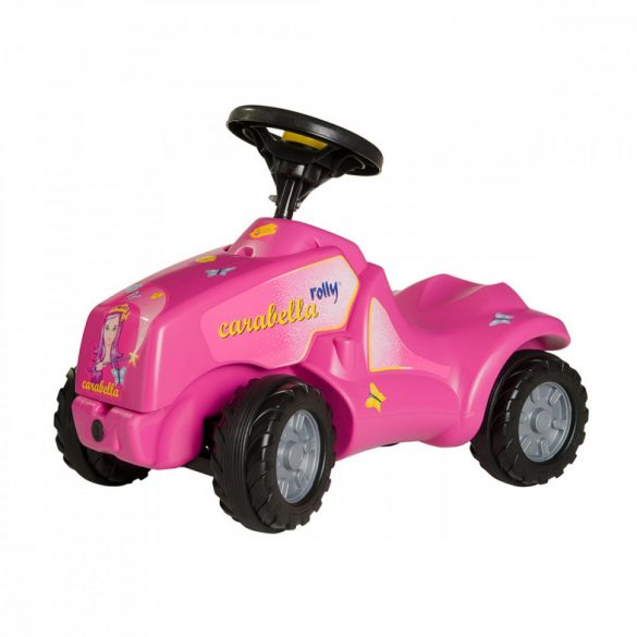 Minitrac Carabella traktor bébitaxi
