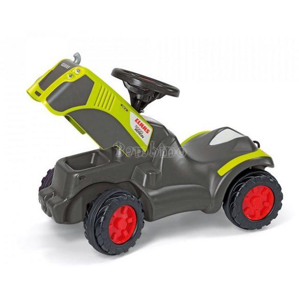 Minitrac Claas Xerion traktor bébitaxi - dudával
