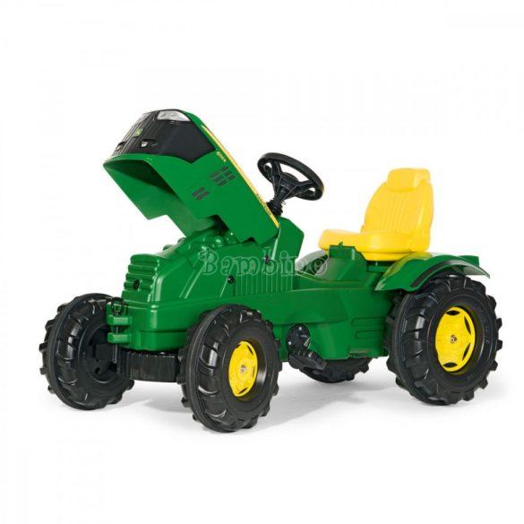 Rolly FarmTrac John Deere 6210R gyerek pedálos traktor