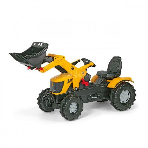 Rolly FarmTrac JCB 8250 játék pedálos markolós traktor