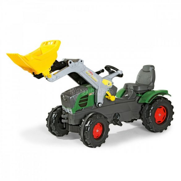Rolly FarmTrac Fendt 211 Vario gyerek pedálos markolós traktor