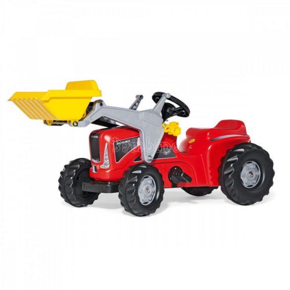 Rolly Kiddy Futura pedálos markolós gyerek traktor