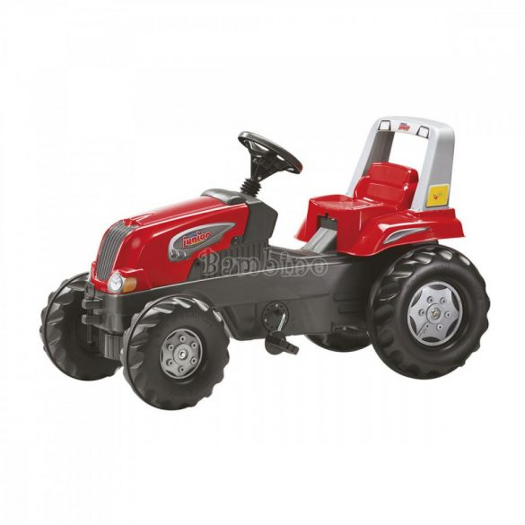 Junior pedálos traktor - állítható ülés