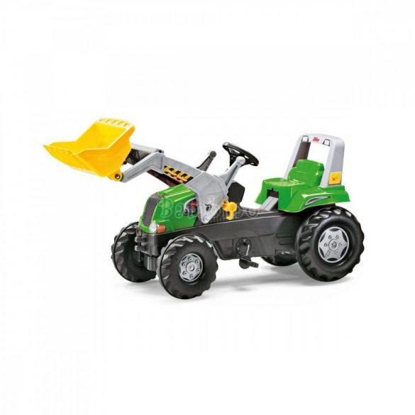 Rolly Junior pedálos markolós játék traktor - állítható üléssel