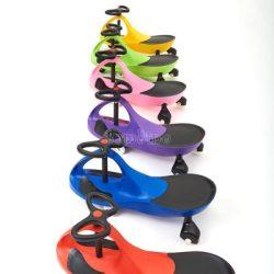 Bobo Car műanyag kerekekkel (több színben)