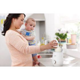 Cumisüveg- és bébiételmelegítő