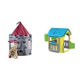 Játszósátor és játszóház