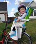 kerékpáros gyerekülés