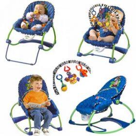 3 in1 babafotellé átalakítható pihenőszékek