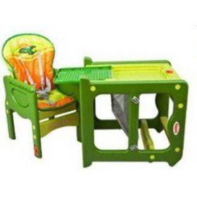 Asztallá - székké alakítható etetőszék